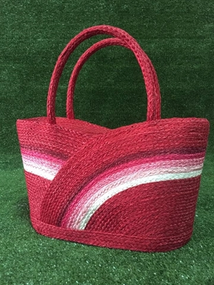 Picture of Lotus Blossom Parn Sorn Narai Bag (red)