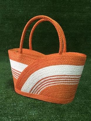Picture of Lotus Blossom Parn Sorn Narai Bag (orange)