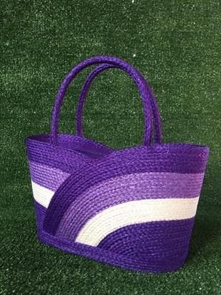 Picture of Lotus Blossom Parn Sorn Narai Bag (purple)