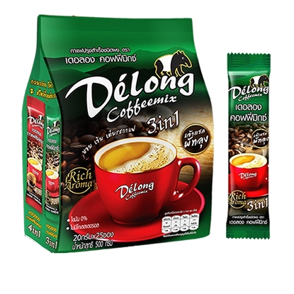 Picture of Delong coffeemix 3in1