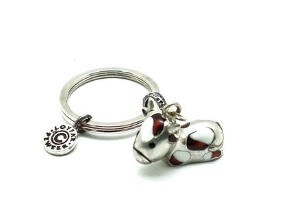 Picture of Loyfar Pewter 12 Chinese Sodiac theme-Cow Keychain