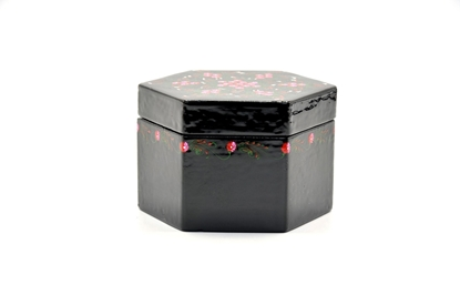 Picture of Candle box Thai lacquerware