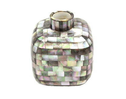 Picture of Matallic Pearl Square Vase