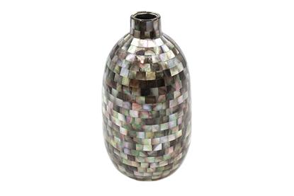 Picture of Metallic Pearl Fat Vase