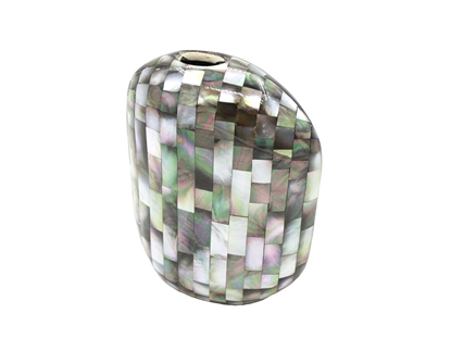 Picture of Pearl Flat Vase