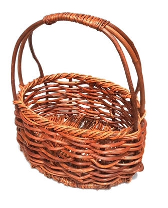 Picture of Oval Dense Rattan Basket