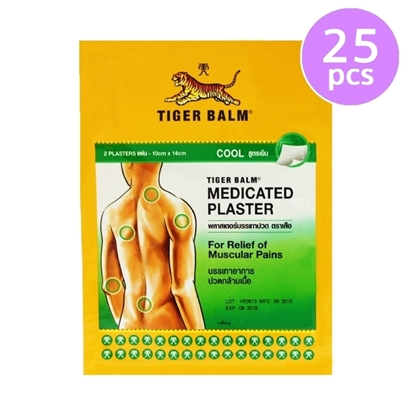 Picture of Tiger Balm Plaster Cool (25 pcs)