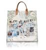 Picture of Shopping Bag, Shoulder Bag, Canvas Thai Print Design, 13 Inch