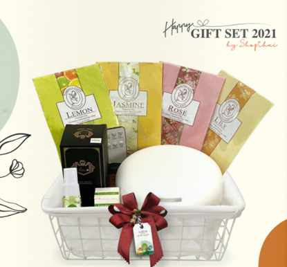 Picture of Scent & Sense Gift Set