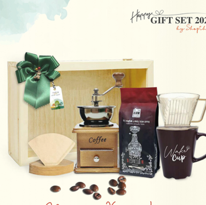 Picture of Classic Kopi Lover Gift Set