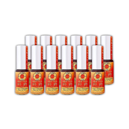 Picture of HENG HENG Herbal Oil Spray 20 g. (12 pieces)